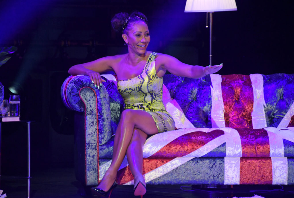 Mel B reveals the differences between dating men and women