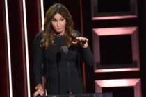 Caitlyn Jenner speaks onstage during the Comedy Central Roast of Alec Baldwin at Saban Theatre on September 07, 2019 in Beverly Hills, California.