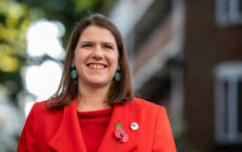 Leader of the Liberal Democrats Jo Swinson unveiled the pro-LGBT platform