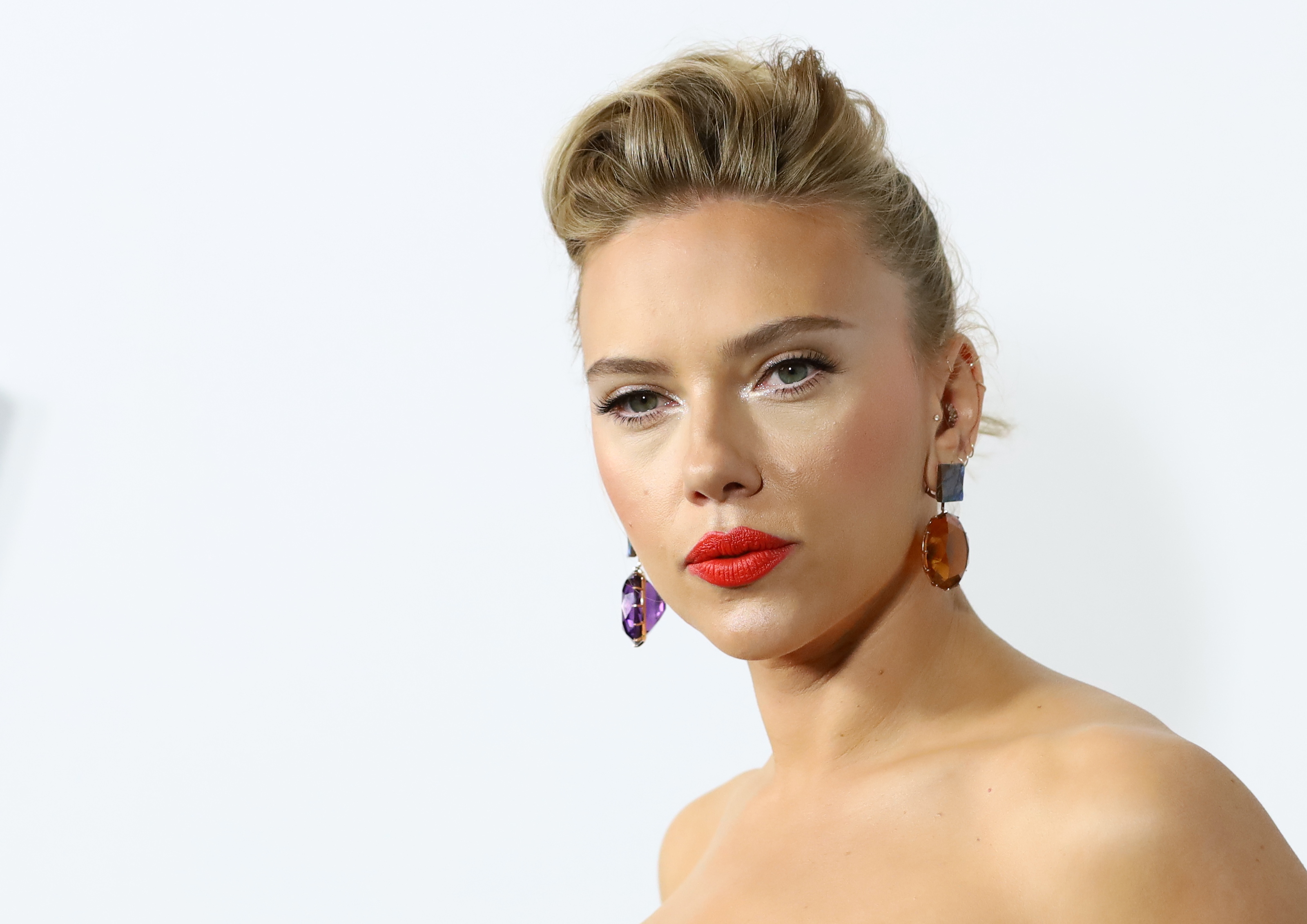 Scarlett Johansson: I've learned from past mistakes