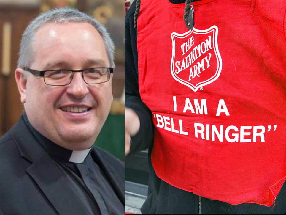 Senior Anglican accuses Salvation Army of lying about commitment to LGBT+ rights