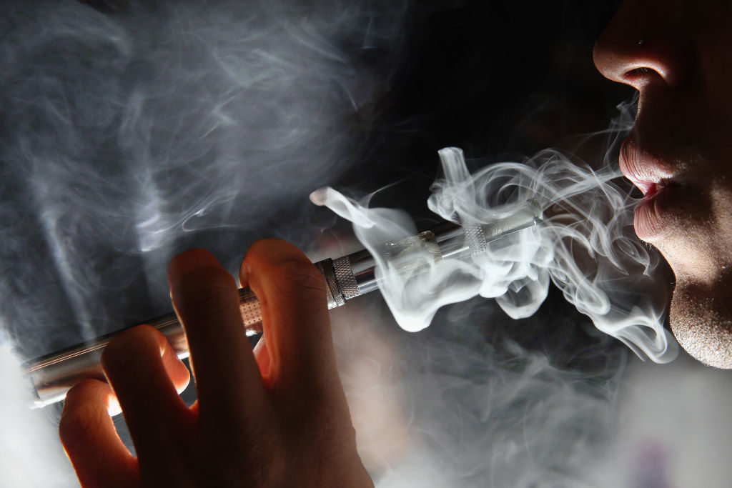 Gay lesbian and bisexual people are more likely to use e-cigarettes