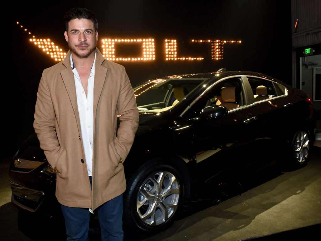 Reality TV personality Jax Taylor. (Michael Buckner/Getty Images for Chevrolet Volt)