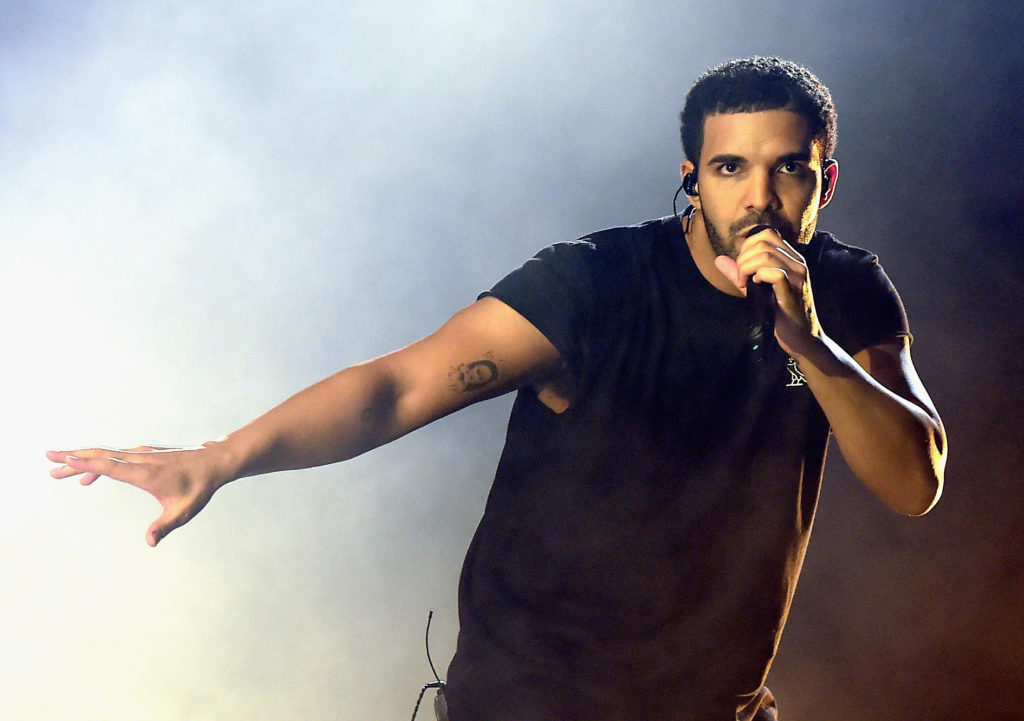 Drake. (Kevin Winter/Getty Images for Coachella)