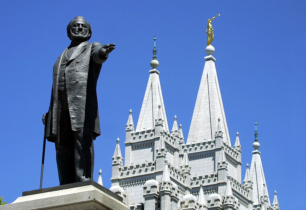 The Mormon church is supporting the efforts to restrict conversion therapy