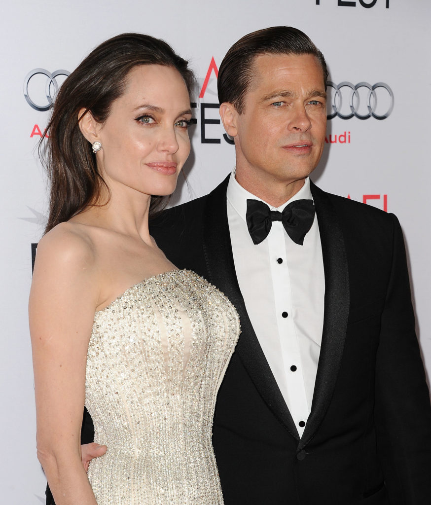 Brad Pitt And Angelina Jolie Wedding Pictures: Brad Pitt And Bisexual Actor Alia Shawkat Are Not Dating