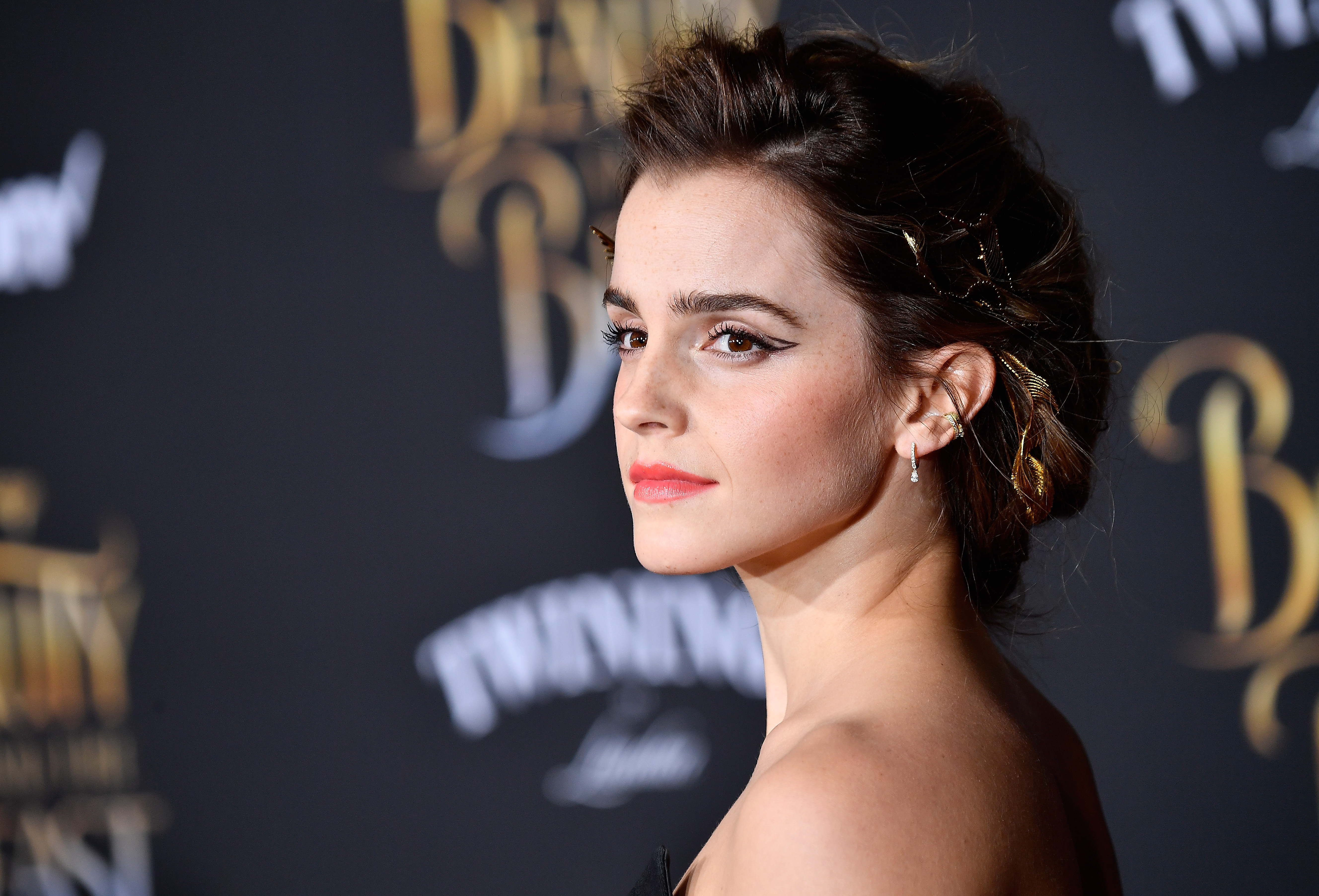 Emma Watson Now Identifies As Self Partnered Rather Than Single