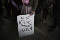 331 trans people have been murdered since last year's report