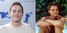 Pete Davidson revealed that he jerked off to a young Leonardo DiCaprio