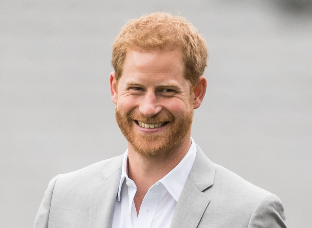 According to people magazine readers, Prince Harry, Duke of Sussex is the ultimate daddy. (Samir Hussein/Samir Hussein/WireImage)