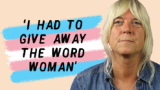 Trans author Juno Roche (PinkNews)