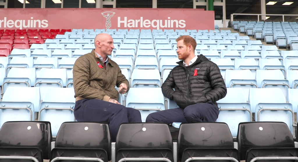 Prince Harry and Gareth Thomas want you to get tested for HIV