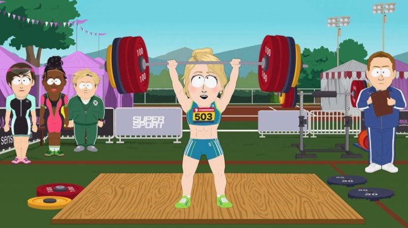 South Park sinks to new lows with jokes about trans athletes in latest episode