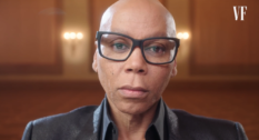 RuPaul rapped about his open marriage, his work as well as touching on loneliness in a raw and powerful interview with Vanity Fair. (Screen capture via YouTube)