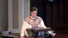 Anglican priest Eric Dudley