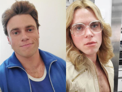 Gus Kenworthy may have won Halloween by recreating every character on American Horror Story: 1984