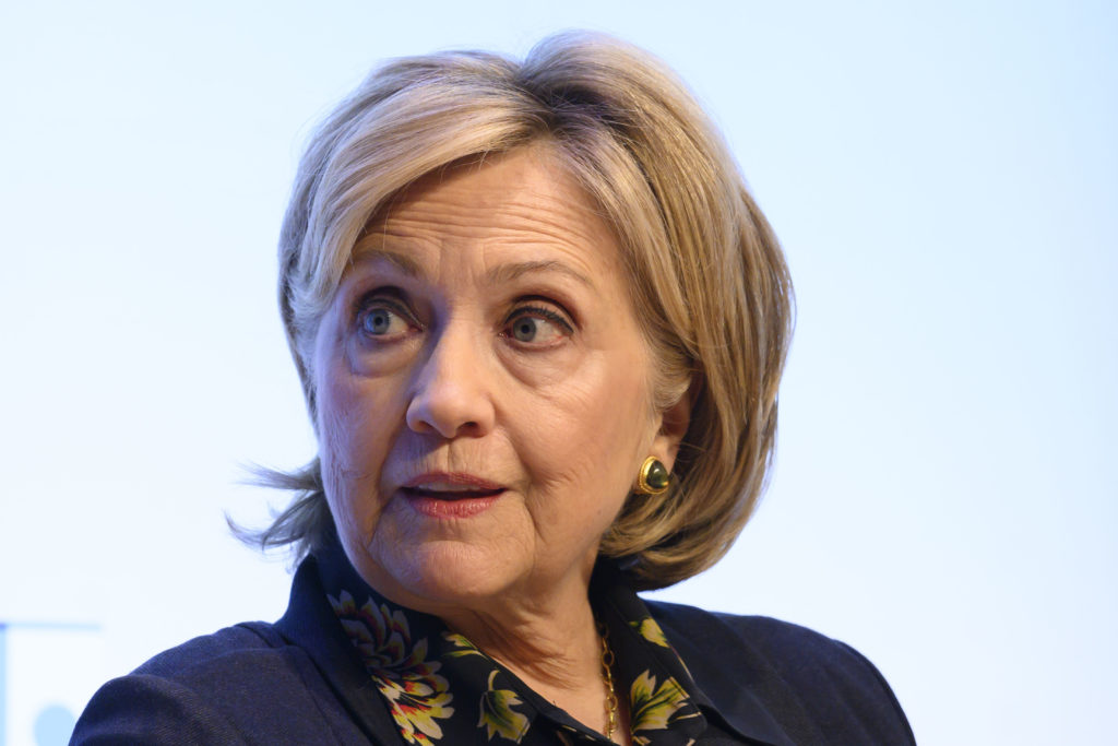 Hillary Clinton says trans rights are human rights in response to criticism