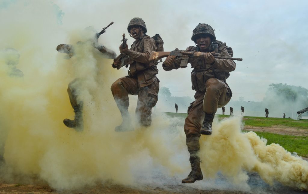 The Indian army wants to keep homosexuality a punishable offence