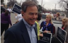 Former Speaker of the Texas House of Representatives Joe Straus