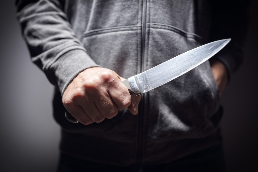 California: Man threatens to kill gay roommates with knife and gun