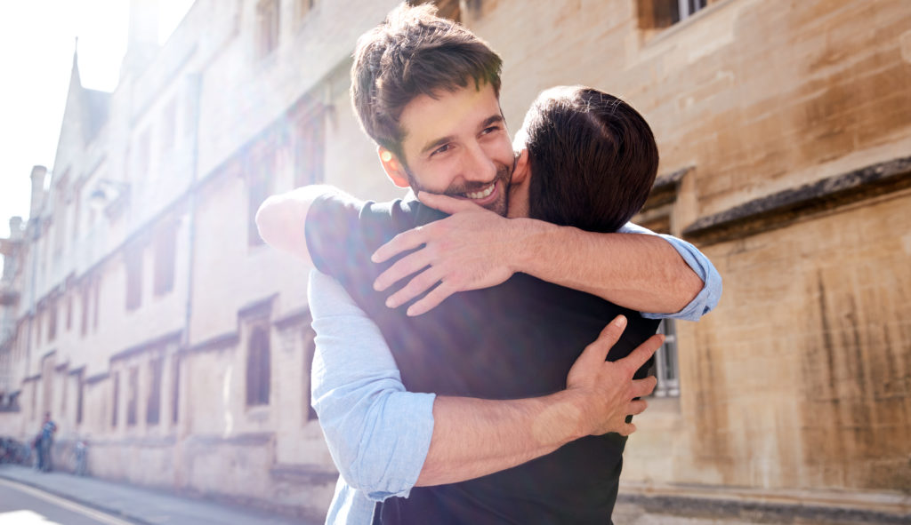 A quarter of millennials avoid hugging HIV-positive people
