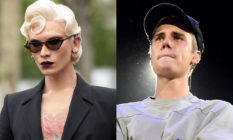 Miss Fame and Justin Bieber