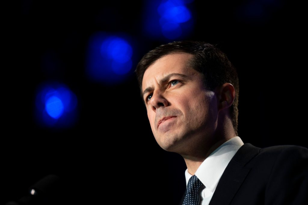 Pete Buttigieg: Husband shares tone deaf picture at Holocaust Memorial