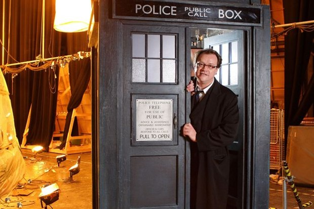 Russell T Davies revealed where he'd go if he had a TARDIS