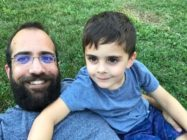 Transgender dad shares powerful story of how he and his wife conceived their son using his eggs
