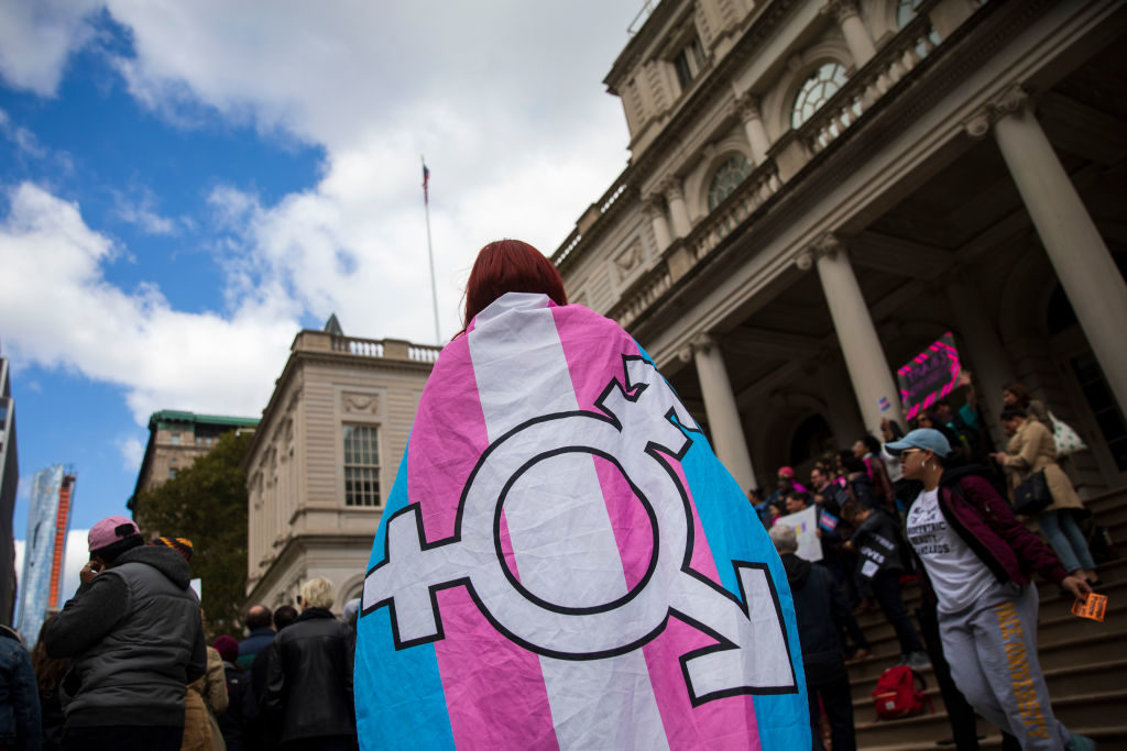 Trans people were referred to gender clinic in Ireland but were never seen