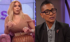 Wendy Williams and Robyn Crawford
