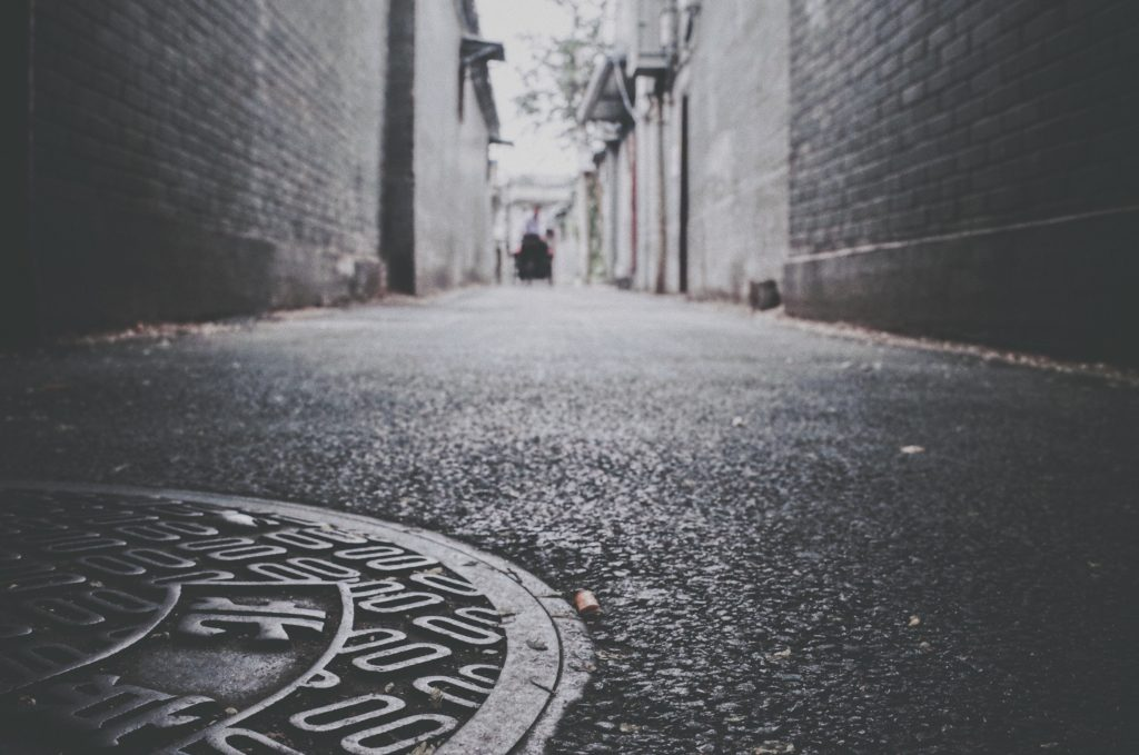 Robbed, beaten and cast aside under a manhole, a trans woman was involved in a vicious attack in Italy. (Stock photo via UnSplash)