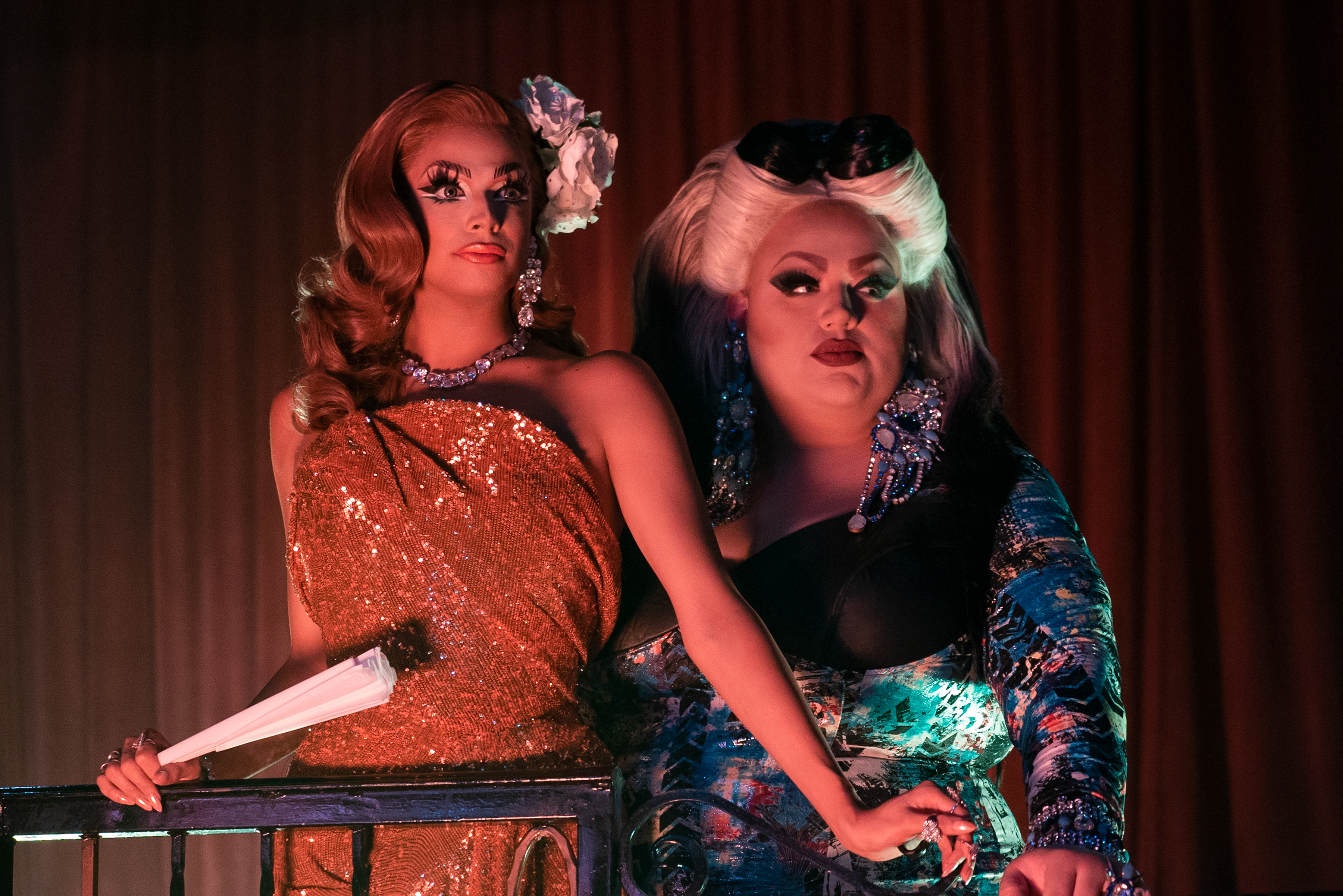 Valentina and Eureka O'Hara in AJ and the Queen