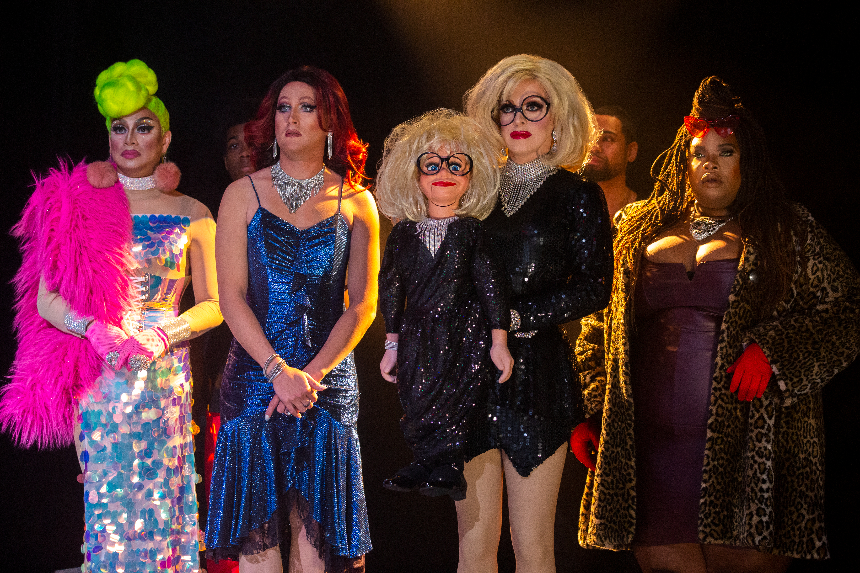 AJ and the Queen is bringing together a lot of Drag Race royalty