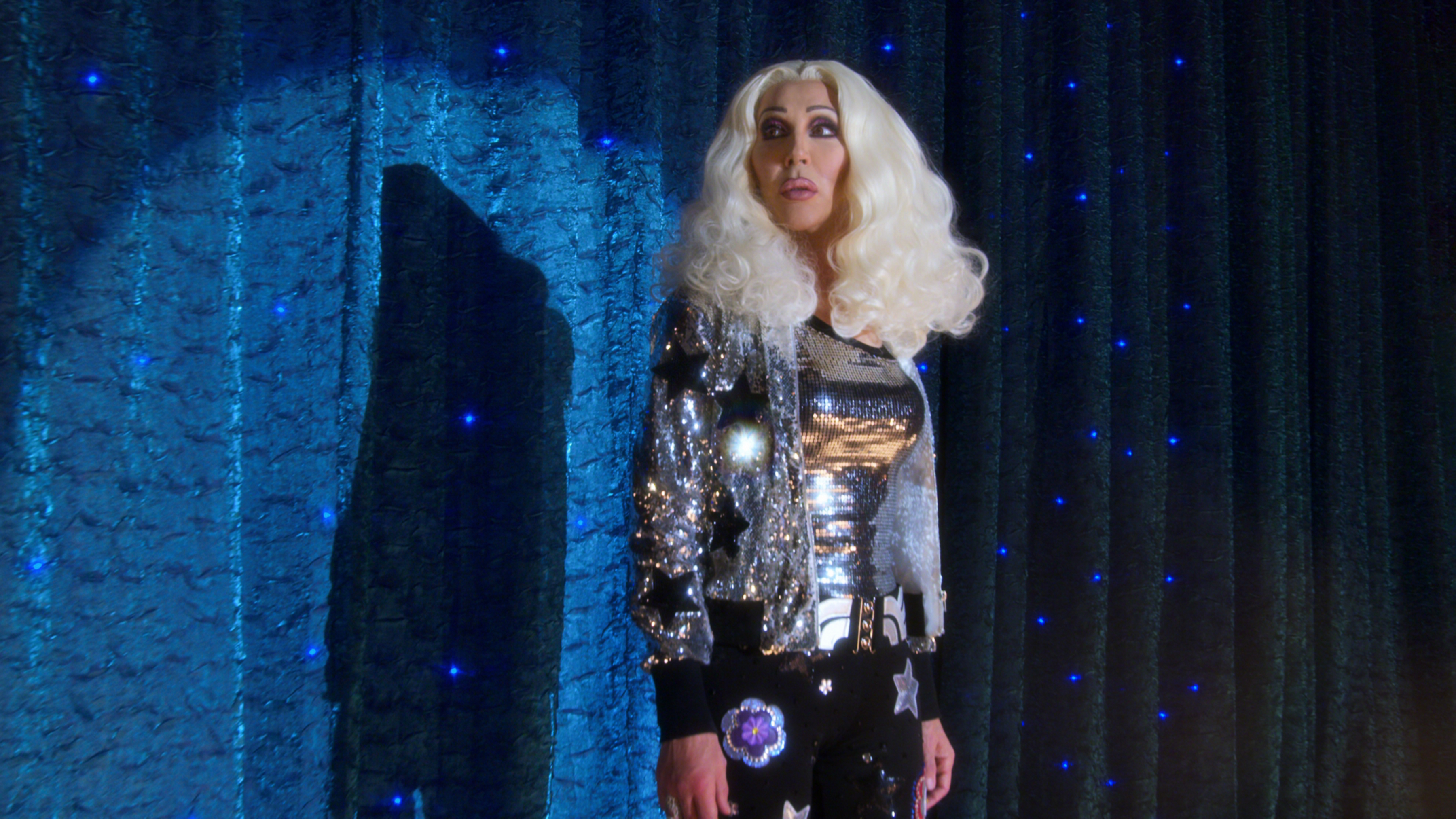 Chad Michaels in AJ and the Queen