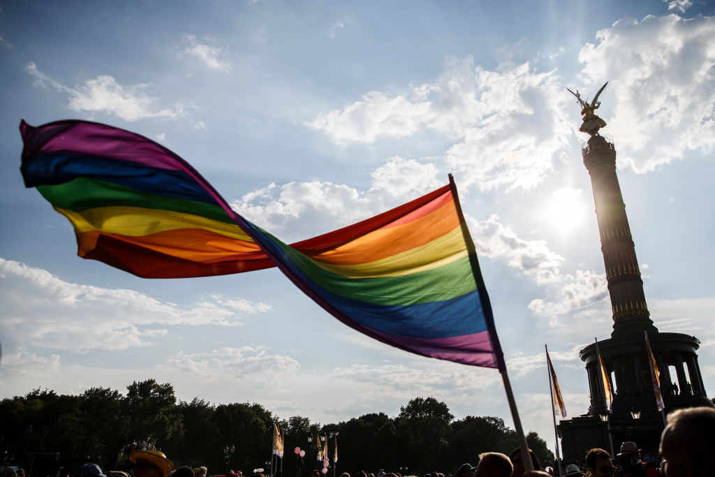 Berlin is experiencing a surge in homophobic and transphobic attacks