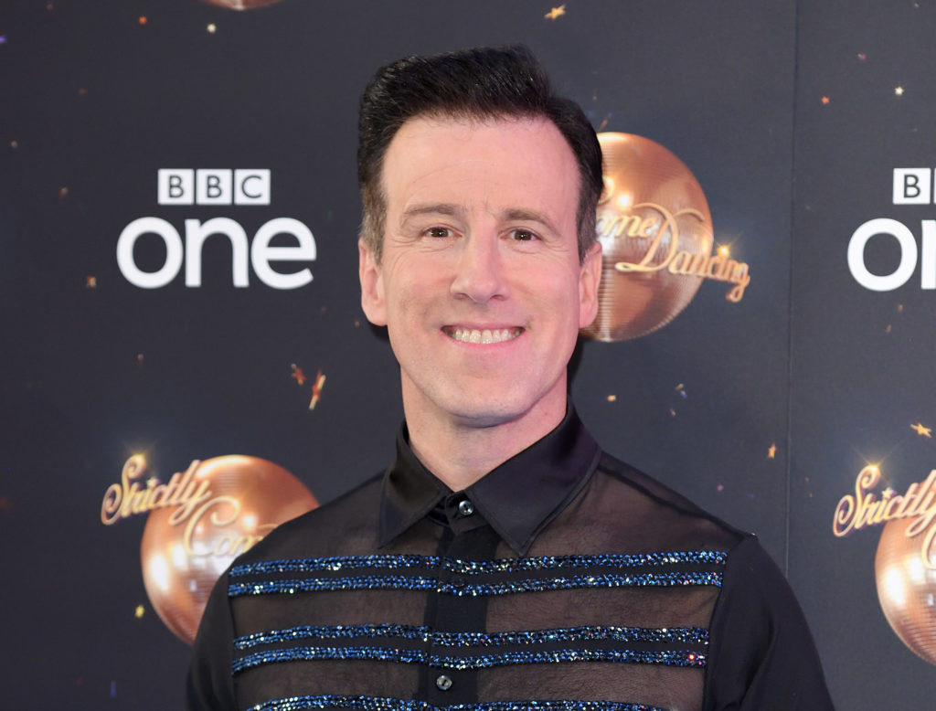 Strictly pro Anton du Beke calls for second same-sex dance pairing