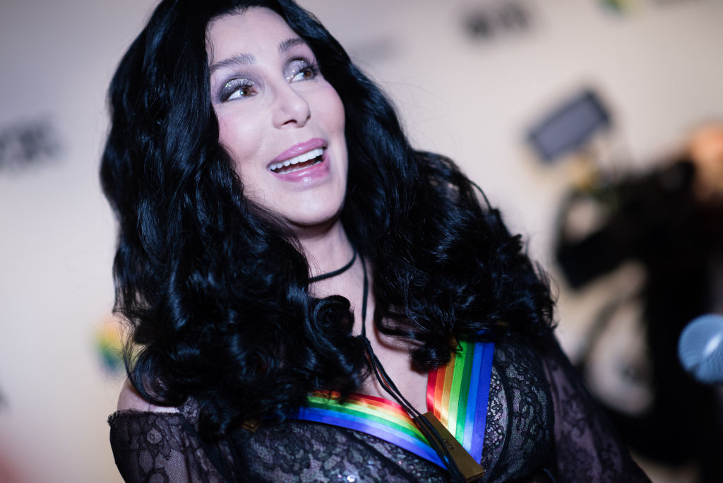 Cher is yet to release a Christmas album