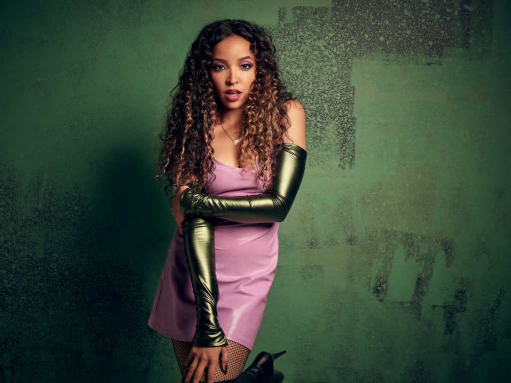 Tinashe. (FOX Image Collection via Getty Images)
