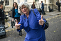 Ann Widdecombe. (Peter Summers/Getty Images)