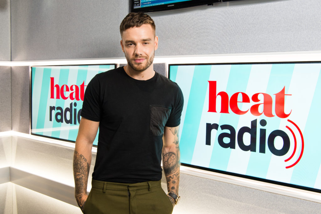 Liam Payne visits Heat Radio on September 03, 2019 in London, England. (Jeff Spicer/Getty Images for ABA )