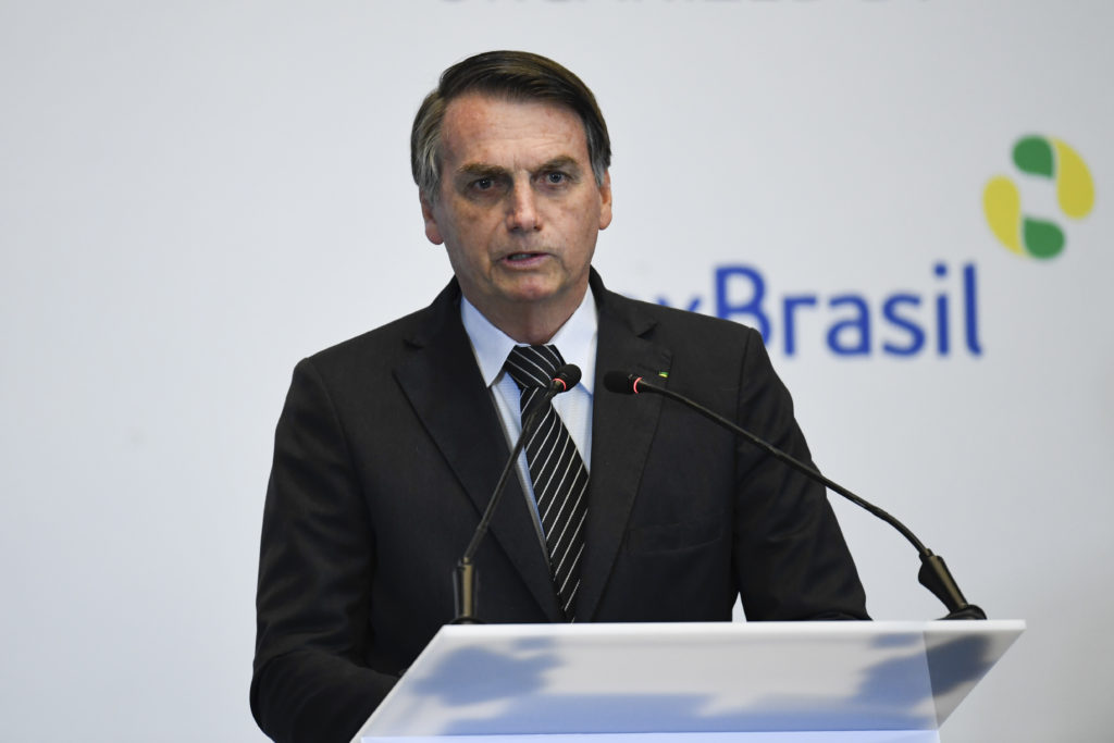 Brazil's Bolsonaro hospitalized after fall at presidential residence