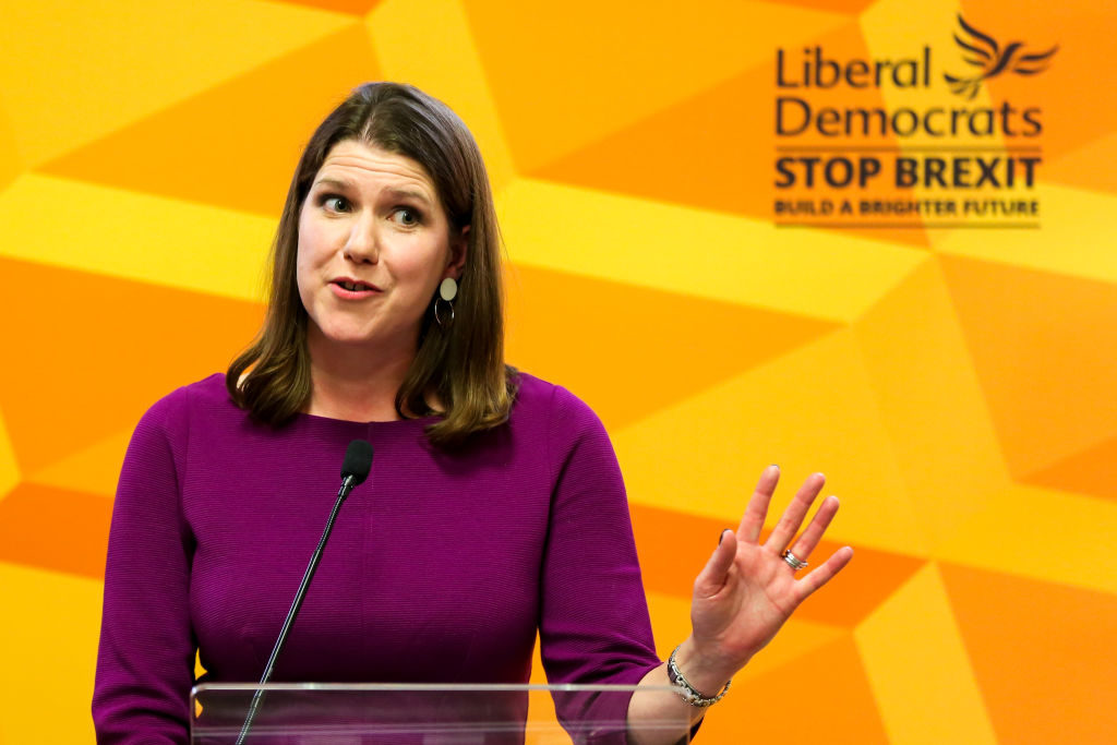 Nicola Sturgeon accused of 'ungracious' celebration as SNP won Jo Swinson seat