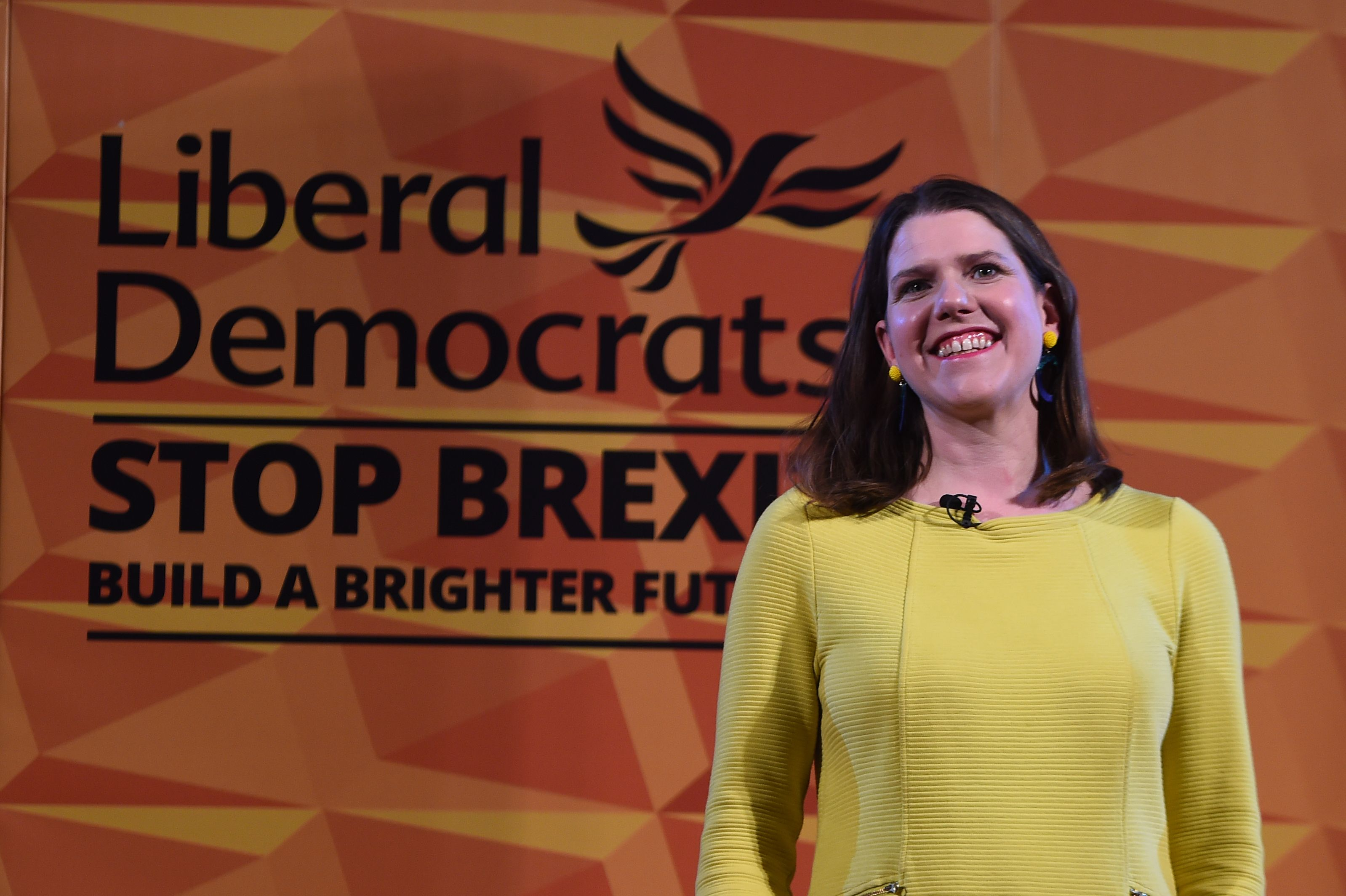 Liberal Democrats leader Jo Swinson distanced herself from the views of several Lib Dem candidates