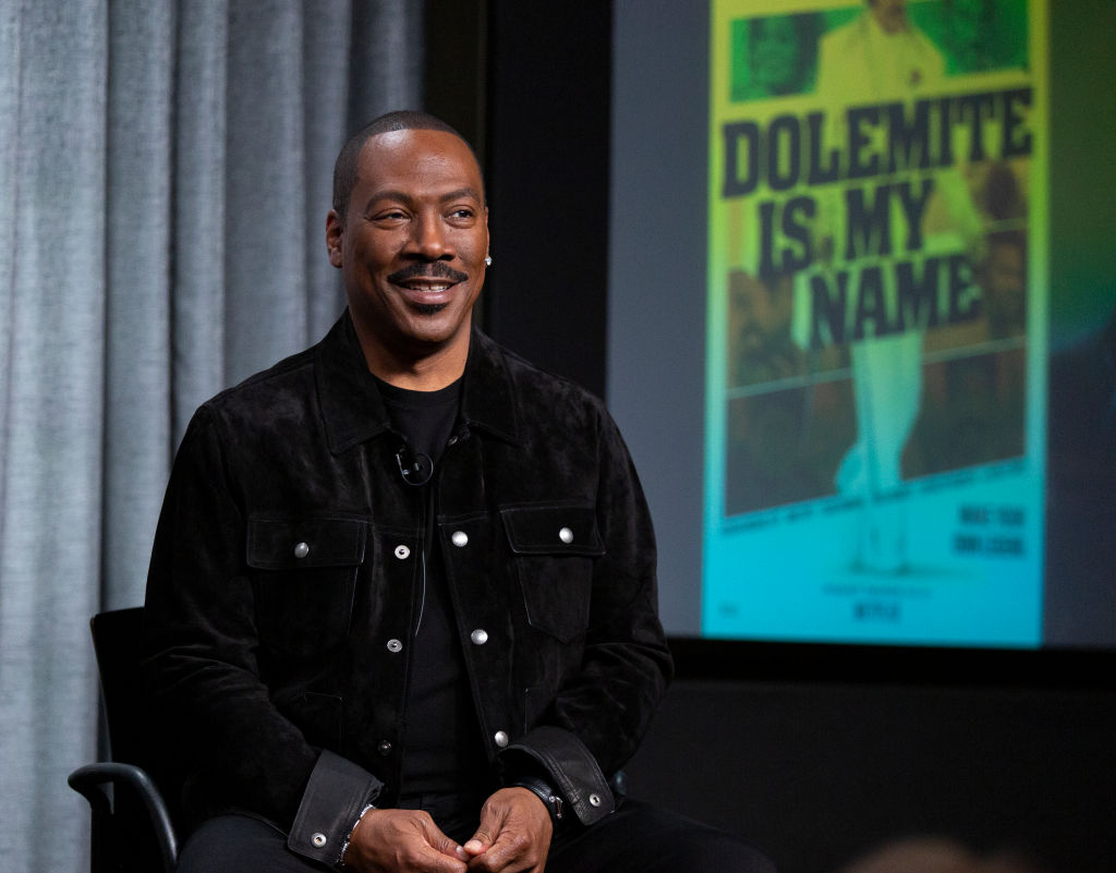 Eddie Murphy 'can't believe' some of his old jokes