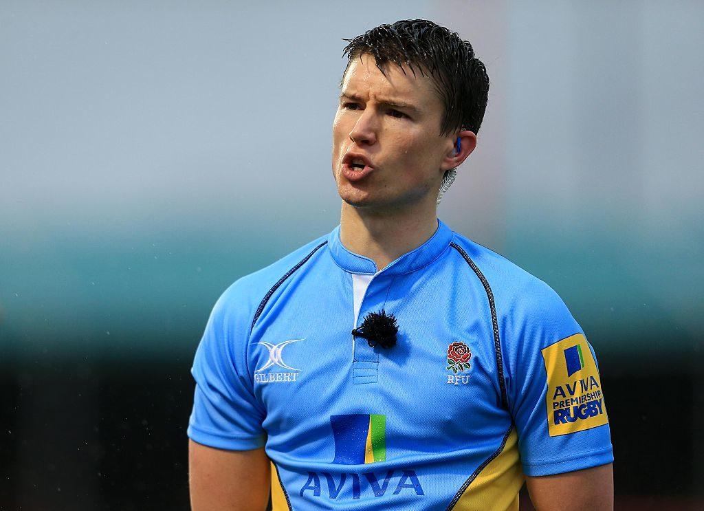 Leading English rugby referee comes out as gay