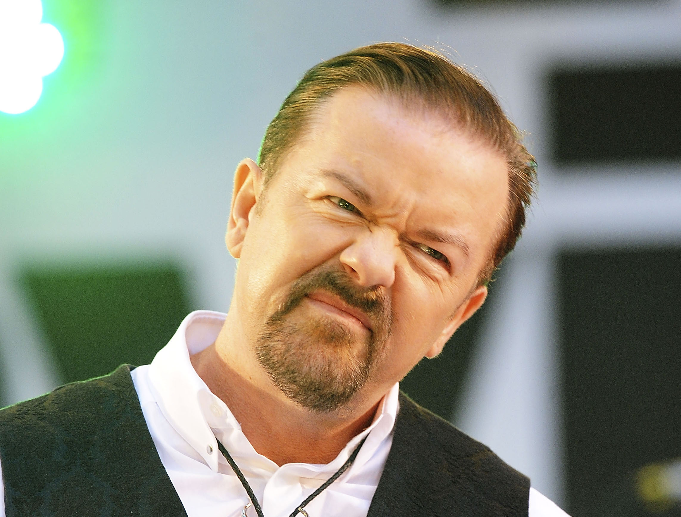 Ricky Gervais says he wants 'Donald Trump to be president ... |Ricky Gervais Movies
