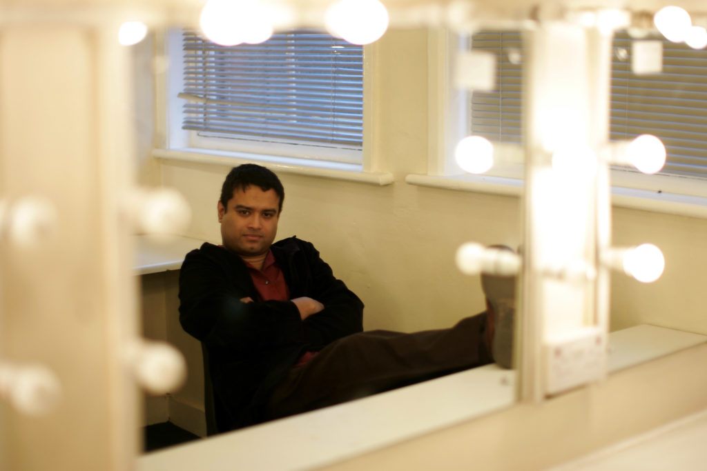 Comedian Paul Sinha. (Photo by MJ Kim/Getty Images)