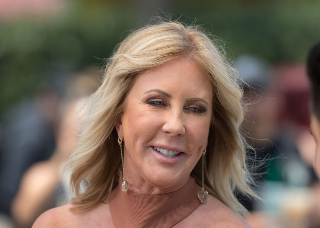 Vicki Gunvalson of Real Housewives
