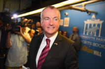 Governor of New Jersey Phil Murphy. (Dave Kotinsky/Getty Images for William Hill Race & Sports Bar )